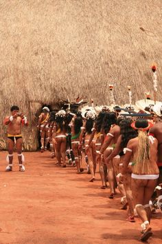 Ikpeng People, Brazil - Photography: Roberto Almeida