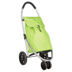 Playmarket Go 3 Front Swivel Wheel Shopping Trolley Citron Shopping Trolley Cart, Folding Shopping Cart, Trolley Bags, Shopping Bag, Mobility Aids, Christmas Projects, Bag Accessories, Baby Strollers, Home Goods