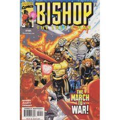 BISHOP: THE LAST X-MAN #10 | 1999-2001 | VOLUME 1 | MARVEL | X-Men