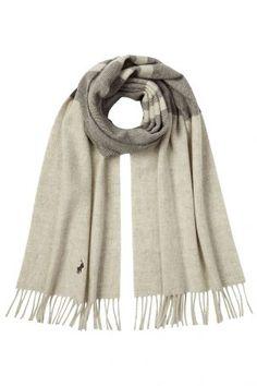 Polo Ralph Lauren Polo Ralph Lauren Schal aus Wolle – Grau