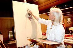 Karina im Einsatz All Inclusive Urlaub, Kunst
