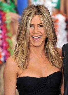 hair inspiration Jennifer Aniston