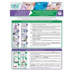 Protocolos de limpieza y desinfección; pasó a paso para cualquier especialidad. Dental, Iso 13485, Cleaning, Step By Step, Teeth, Dentist Clinic, Tooth, Dental Health