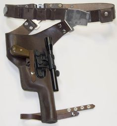 Han Solo Costume Holster