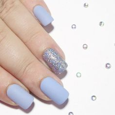 Fake Acrylic Nails Set of Artificial Nails by SarahsSparklesNails