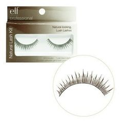 elf Natural Eyelash Kit 2 Ounce Pack of 6 >>> To view further for this item, visit the image link.