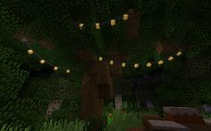 Fairy Lights - Decorate your world with hanging lights and bunting! - Minecraft Mods - Mapping and Modding: Java Edition - Minecraft Forum