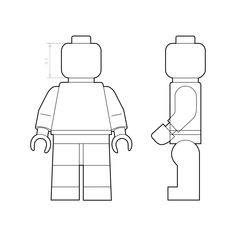 Lego 3d, Lego Duplo, Pencil Drawing Inspiration, Maya Modeling, Lego Costume, 3ds Max Tutorials, Classic Lego, Make A Character, Lego Mindstorms
