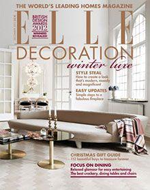 1000 images about elle decor on pinterest elle decor decoration and magazines - Magazine elle decoration ...