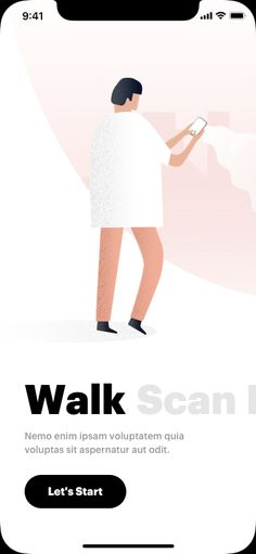 Onbording walk