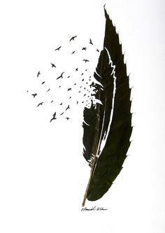 papel con hojas secas - Google-Suche
