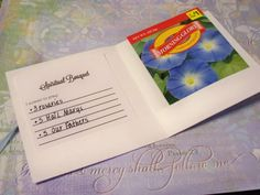 Spiritual bouquet -- see front of the card. Father's Day with Christ on front instead of Mary?