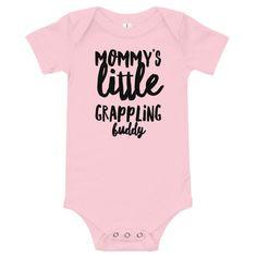 Baby Boy  Baby Shower Gift  Future Jiujiteiro  Martial Arts Baby Gift Jiu Jitsu Shirt  Baby Girl Baby BJJ