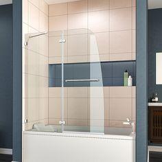 Framed Shower Door, Shower Doors, Bathtub Doors, Bath Screens, Shower Arm, Glass Texture, Glass Panels, Clear Glass, 3 D