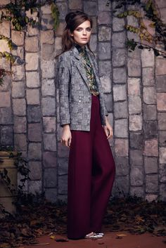 Saloni Pre-Fall 2015 Fashion Show