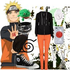 Another girl styled Naruto outfit for everyday wear :Naruto chronicles 2