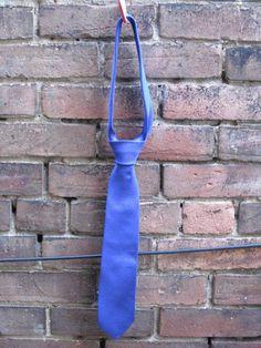 Blue Weave Tie by HighboyMenswear on Etsy