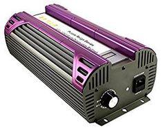 Apollo Horticulture Purple Reign 400W 600W 1000W Watt Digital Dimmable HPS MH Grow Light Ballast for Plant Growing