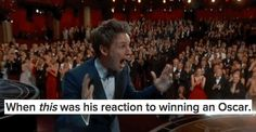 16 Times Eddie Redmayne Was The Most Magical Human Alive