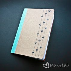DIY notebook/sketchbook