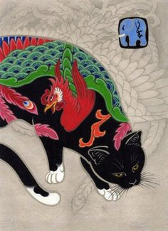 Shelter from the Storm: Kazuaki Horitomo's Monmon Cats
