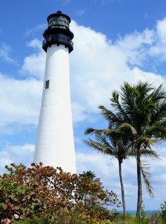 Cape Florida Light - been there and it's beautiful!
