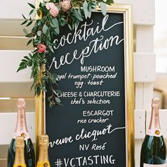 Today on the site we are sharing the @Veuve Clicquot dinner our editorial director  @stylewithinreach styled with @Julip Made! Images by...