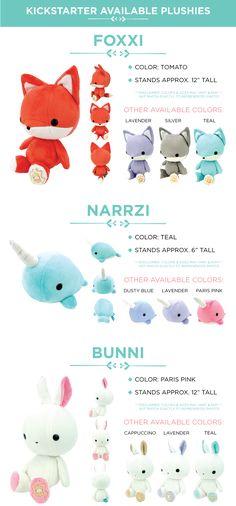 Bellzi®: Anything & Everything Cute! by Bellzi Inc. — Kickstarter
