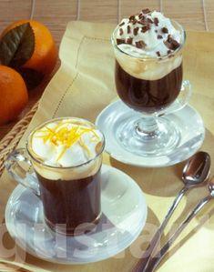 Lajos Mari konyhája - Narancsos-illatos és fűszeres-brandys kávé