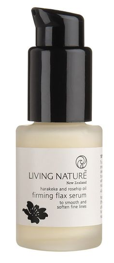 Living Nature Face and Neck Skin Firming Serum >>> Startling review available here  : Face Oil and Serums