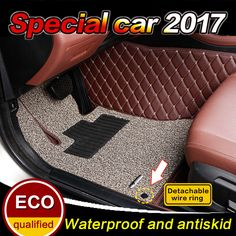 Custom fit Car floor mats for SUBARU XV Legacy Forester OUTBACK 2011 2012 2013 2014 2015 2016 #Affiliate