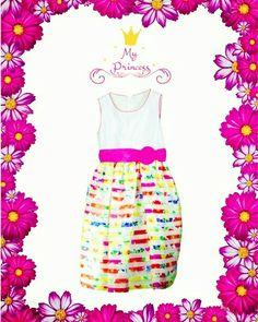 Boutique exclusiva para niñitas, vestidos de fiesta y accesorios, piezas únicas. www.myprincess.cl