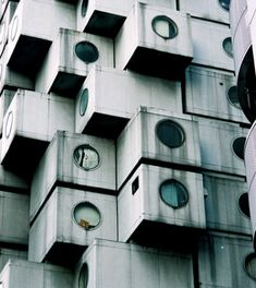 Image 2 of 18 from gallery of AD Classics: Nakagin Capsule Tower / Kisho Kurokawa. Photograph by Arcspace Toyo Ito, Japanese Architecture, Amazing Architecture, Art And Architecture, Classical Architecture, Minecraft Architecture, Residential Architecture, Le Corbusier, Aldo Van Eyck