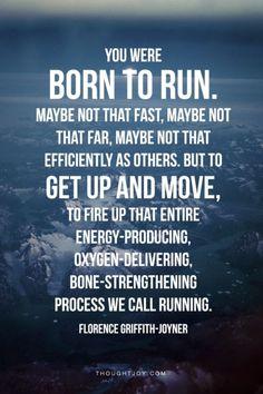 Run no matter what. #ResolutionPinToWin