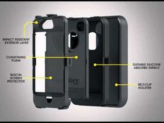 OtterBox Defender Series Case | OtterBox.com. My phone has survived many a tumble over the past year thanks to the Otterbox defender.