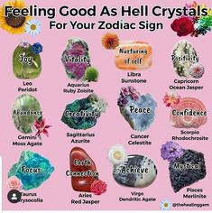 Crystal Guide, Crystal Magic, Crystal Healing Stones, Crystals And Gemstones, Stones And Crystals, Sagittarius And Cancer, Zodiac Capricorn, Crystal Meanings, Book Of Shadows