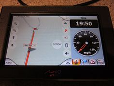 Special Offers Mio Digiwalker C Portable Car Gps Navigation System In Stock Free