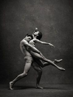 The Art of Movement, by fashion photographer Ken Browar - American Ballet Theatre, New York City Ballet, Alvin Ailey American Dance Theater,. Alvin Ailey, Ballet Photography, Couple Photography, Shape Photography, Ballet Couple, Dancing Couple, Dance Project, Ballerina Project, American Ballet Theatre
