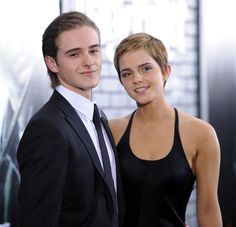 Emma Watson's brother looks more like Emma Watson than Emma Watson does