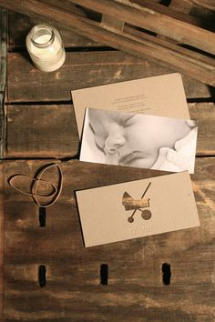 Tarjeta nacimiento