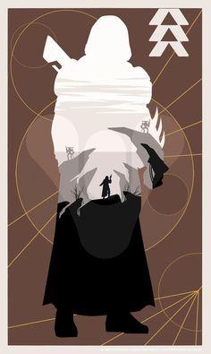 DESTINY: Hunter Poster (Venus)