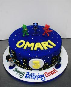 Image result for pj masks cake ideas