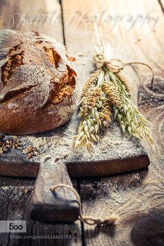 Homemade bread by shaiith. Please Like http://fb.me/go4photos and Follow @go4fotos Thank You. :-)