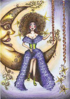The Queen Moon