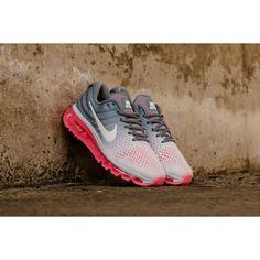 low priced a882d ab026 Chaussures Nike Air Max 2017 Pure Platine Blanc Gris frais Lave chaude En  Solde