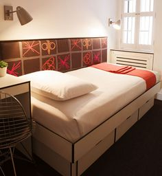 Single Pod at Pod 51 on 230 East Street Find Cheap Hotels, Affordable Hotels, Best Hotel Deals, Best Hotels, Nyc Hotels, Luxury Hotels, Capsule Hotel, Hotel Room Design, Guest Houses