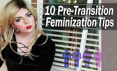 The early days of transgender transition can be a frustrating time for many of us, what seems like an endless wait, use these tips to help you cope today. Transgender Mtf, Transgender Hormones, Male To Female Transgender, Transgender Captions, Trans Mtf, Mtf Transition, Captions Feminization, Male To Female Transformation, Feminized Boys