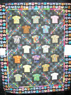 Paper Panache Hawaiian Shirt Pattern   Paper piecing   Pinterest ... : hawaiian shirt quilt pattern - Adamdwight.com
