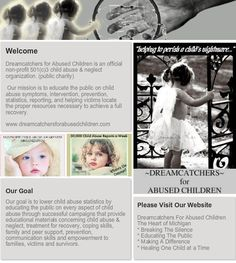 An Official Worldwide 501(c)3 Non-Profit Child Abuse & Neglect Organization.