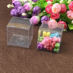 Find More Candy Boxes Information about 50pcs 9*9*9cm clear plastic pvc box packing boxes for gifts/chocolate/candy/cosmetic/crafts square transparent pvc Box,High Quality box message,China box automobile Suppliers, Cheap box player from Fashion MY life on Aliexpress.com